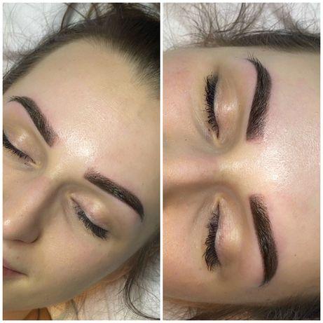Makijaż permanentny brwi w atrakcyjnej cenie - lokalizacja Centrum