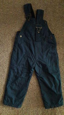 Spodnie zimowe dla chłopca 86-92 cm