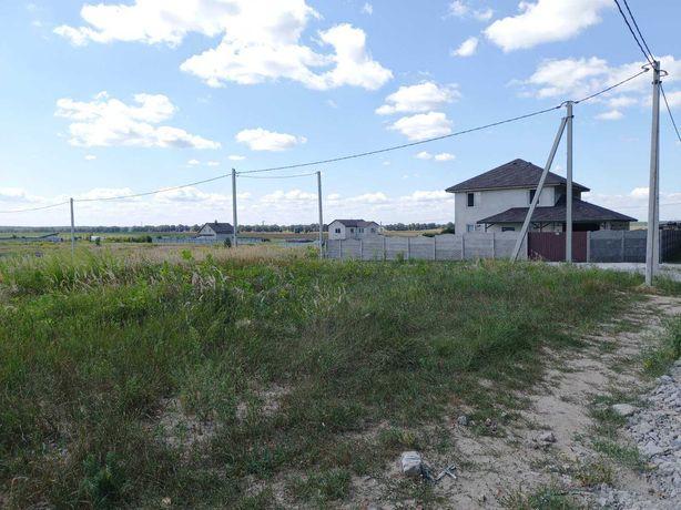 Село Скібін. Ділянка  під забідову дома