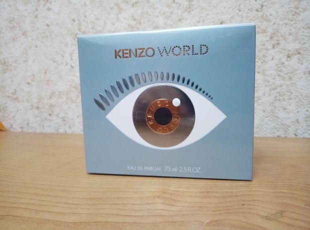 Духи. Парфюмированная вода. Kenzo World.
