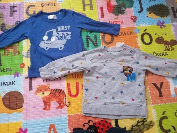 Wysyłka 1 zł Bluzki, bluzy r 74. 51015