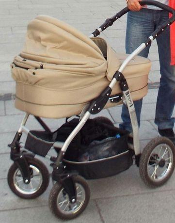 Wózek Jedo Fyn 2w1