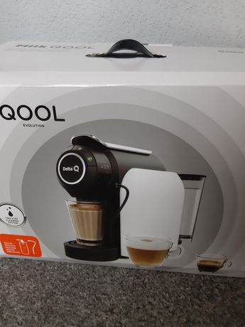 Ekspres do kawy Delta Q Milk Qool
