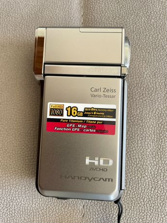 Maquina de filmar digital Sony
