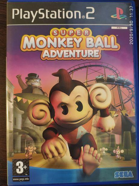 Super Monkey Ball Adventure PS2