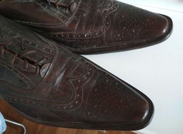 42-43 (27,5 см) Carlo Pazolini туфли броги prada clarks timberland