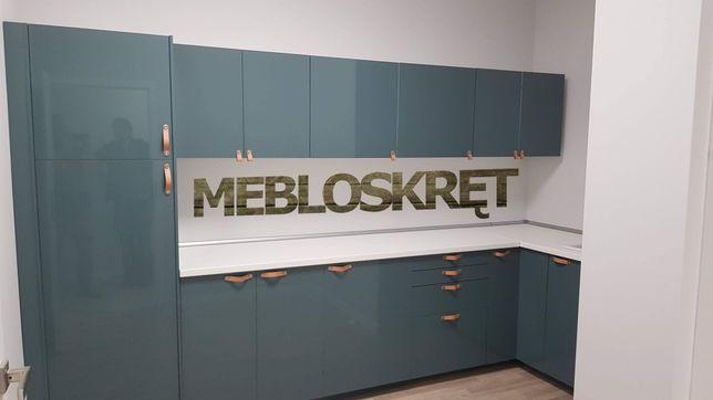 Montaż składanie skręcanie mebli kuchni IKEA BRW LEROY CASTORAMA AGATA
