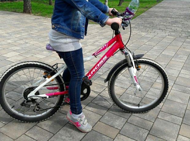 Rower Kross 20 cali dla dziecka 5,6  lat
