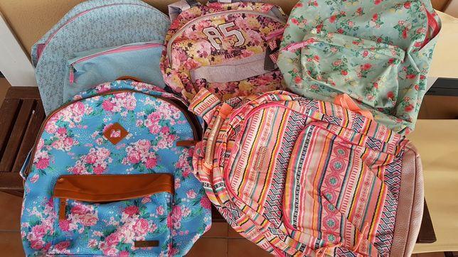 5 mochilas escolares