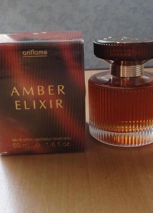Парфюмерная вода Amber Elixir, Amber Elixir Crystal
