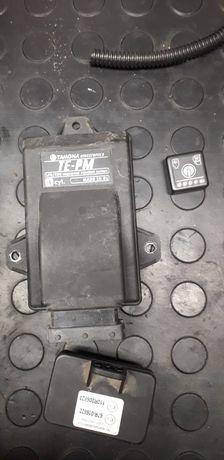 Гбо електроніка з проводкою датчиком MAP і кнопкою