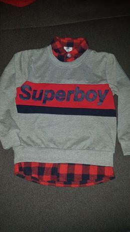 Bluzo-koszula chłopiec