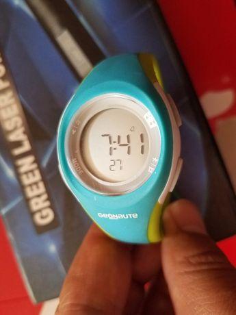 Часы спортивные W200 S Timer Geonaute женские/детские с подсветкой