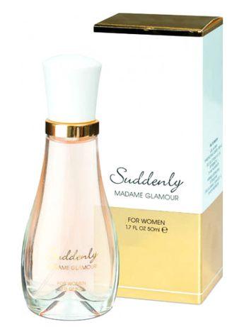 Парфюмерная вода . madame glamour