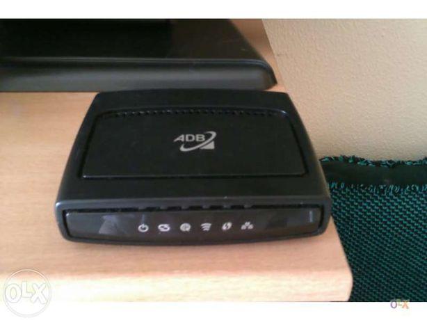 Router Adb a1000G novo na caixa!livre!saldos verão!