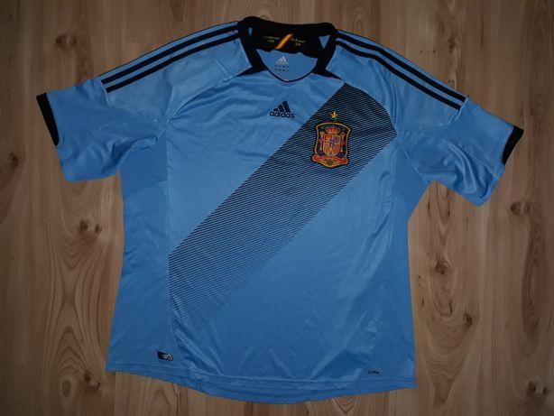 Koszulka Adidas XXL Hiszpania Spain 2012 reprezentacji
