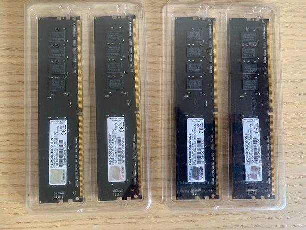 32Gb DDR4 2400Mhz (4x8Gb) G.Skill