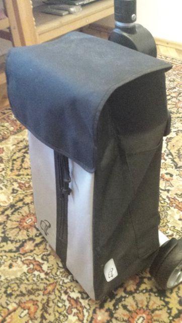 Сумка -тележка для хозяйственных покупок преимиум класса