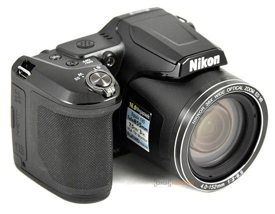 Aparat cyfrowy lustrzanka nikon coolpix L840 nowy torba akumulatorki