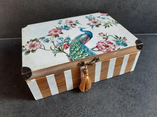 Herbaciarka / szkatułka