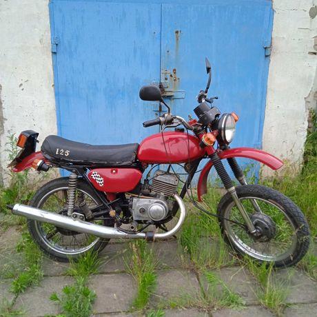 Мотоцикл Минск 1990 года