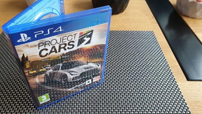 Gra Project Cars 3 na PlayStation 4, PS4.