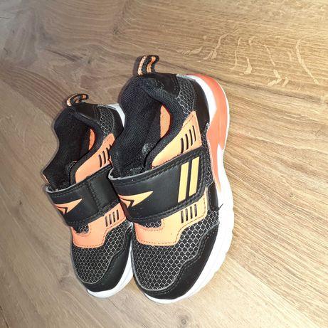 Buty z diodami świecące rozm 26