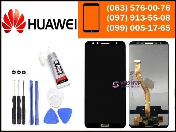 Модуль дисплей Huawei y3 y5 y6 y7 pro p8 lite p9 lite p smart plus