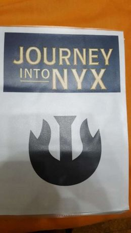 Colecção journey into nyx completa mtg