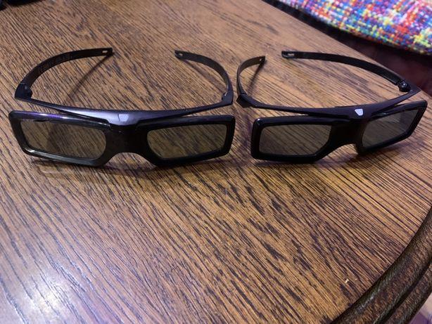 Okulary aktywne 3D Sony