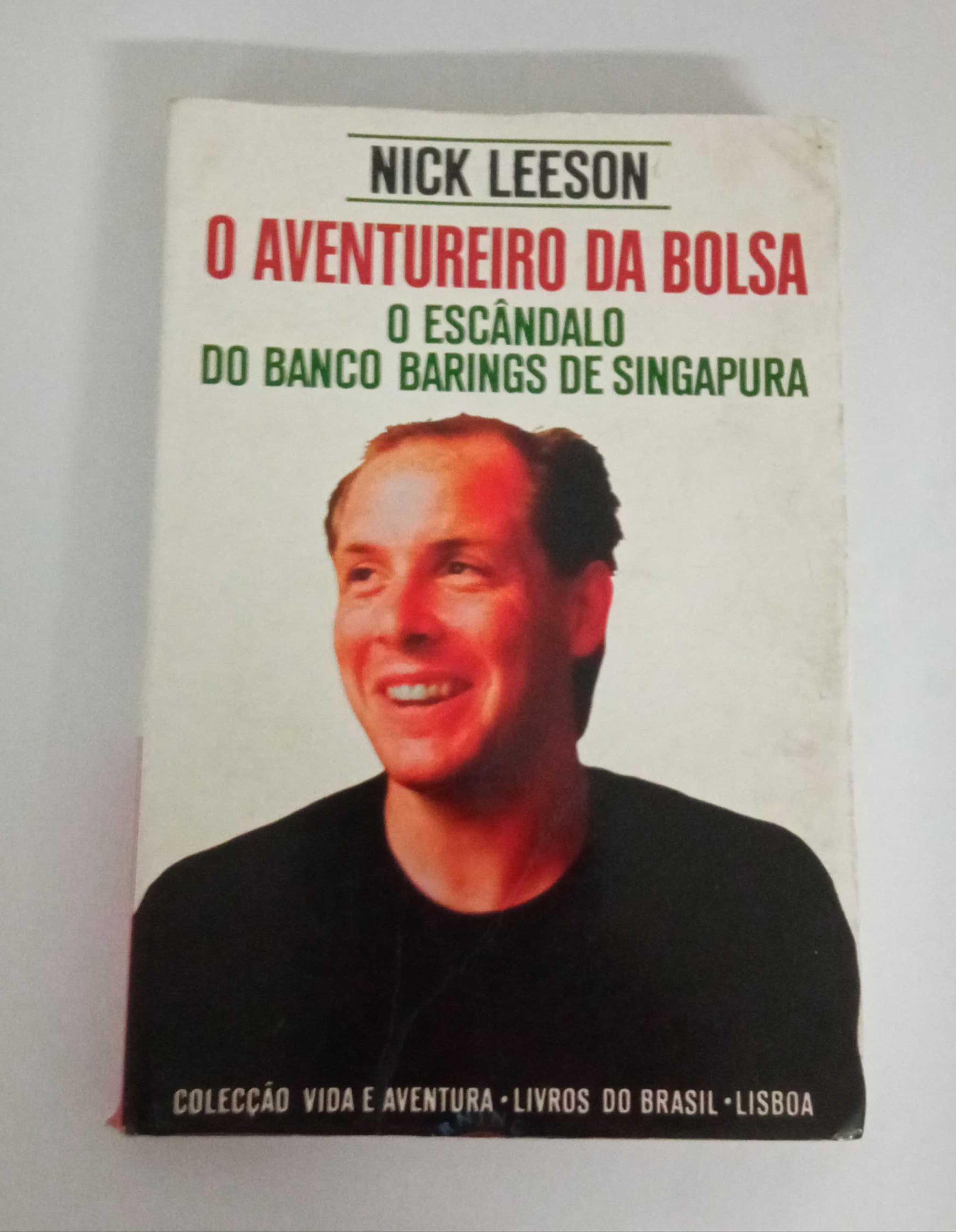 O aventureiro da bolsa, de Nick Leeson