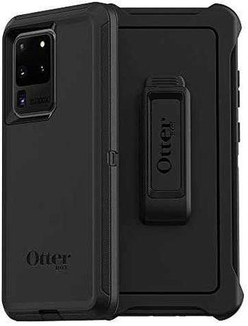 Selada! Capa OtterBox Defender AntiQueda p Samsung Galaxy S20 Ultra