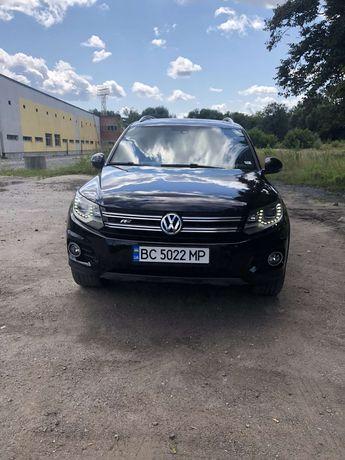 Volkswagen Tiguan Rline