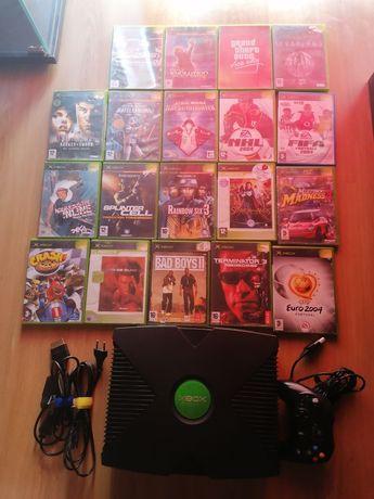 Xbox classic mais  jogos