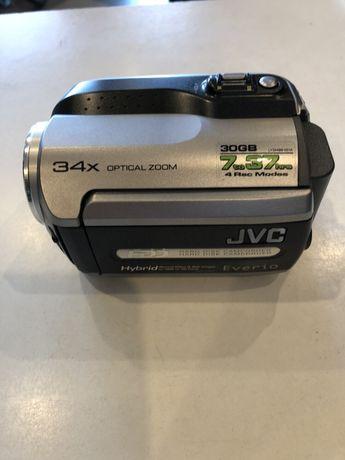 Kamera JVC GZ-MG130E HDD 30GB