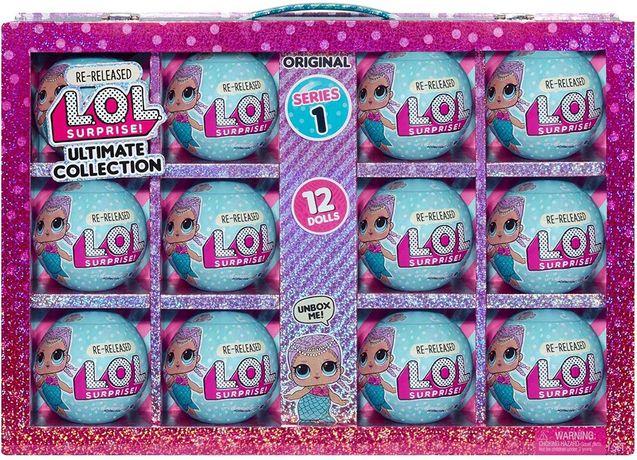 Кукла L.O.L. Surprise Ultimate Оригинал