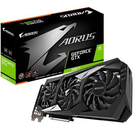 ZAMIENIĘ Gigabyte GeForce GTX 1660 Ti Aorus NA GeForce RTX 2060