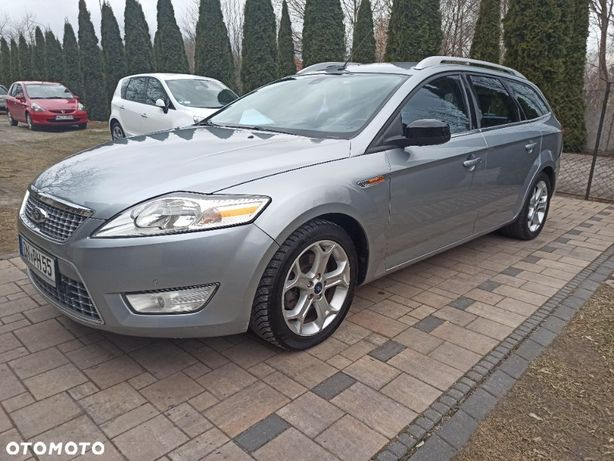 Ford Mondeo Ford Mondeo Mk4 2.0 Benzyna