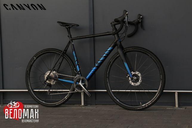 ! ПРОДАН ! Велосипед Canyon Inflite AL Ultegra. Cube Trek Scott