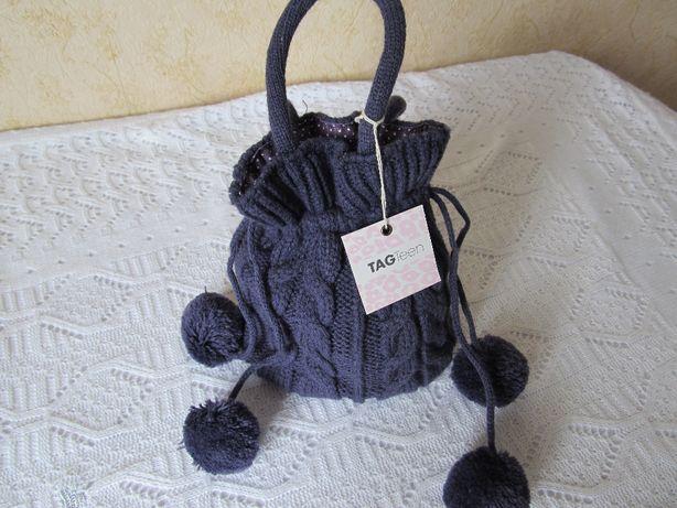 Сумочка - мешок детская для маленьких модниц TAGTee
