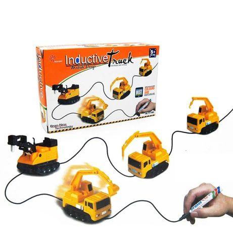 Детская индукционная машинка Induction Truck
