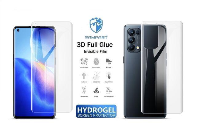 Гидрогель Honor 20 10i 9X 8X Max 8A 7С Note Play Pro Lite Nokia X6 X5