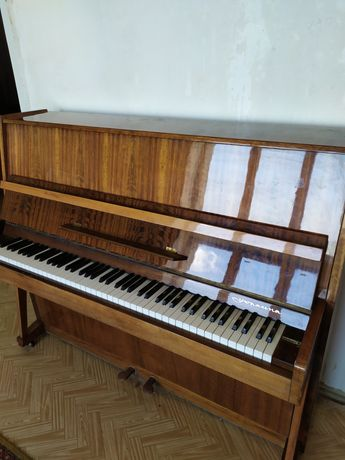 """Пианино """"Украина"""", пр-во СССР, 1974 год"""