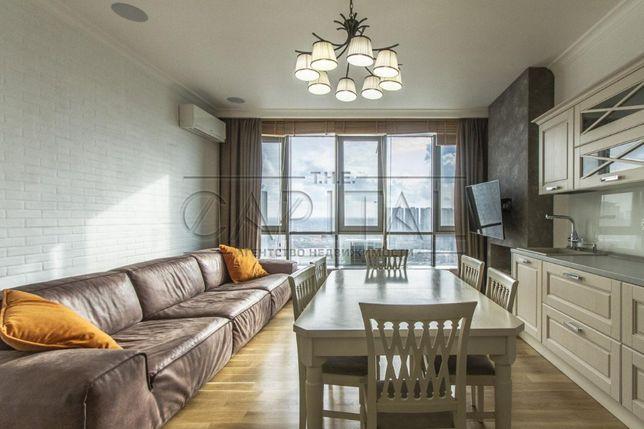 Продажа 3-комнатной квартиры в ЖК River Stone  Дарницкий район