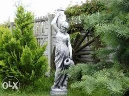 Fontanna ogrodowa kobieta z dzbanami_kaskada_oczko wodne!!