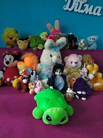 Продам обменяю много классных мягких игрушек