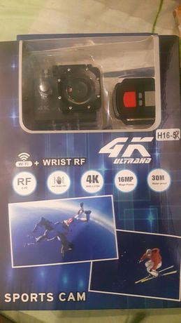Екшн камера H16 5k wifi