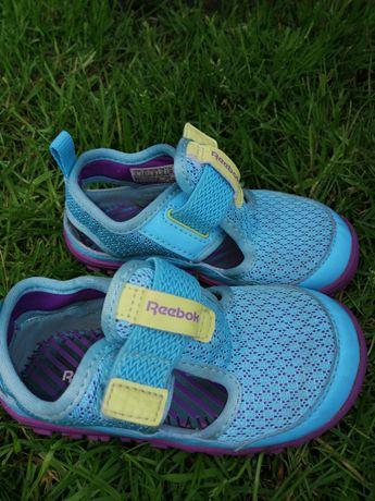 Sandały reebok, sandałki, adidasy, rozmiar 22