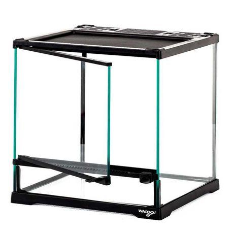 ReptiZoo Terrarium szklane 21x21x20 HK18