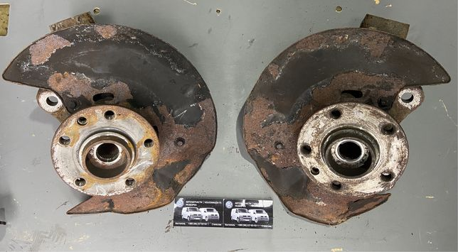 VW т5 транспортер ступица передний подшипник поворотная цапфа т t 5 t5
